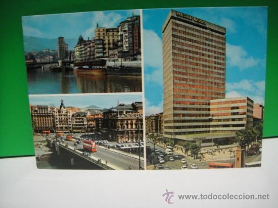 BILBAO POSTAL ESCRITA (Postales - España - País Vasco Moderna (desde 1940))