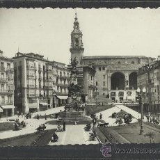 Postales: VITORIA - 1 - PLAZA DE LA VIRGEN BLANCA - ED. DARVI - (9261). Lote 30694632