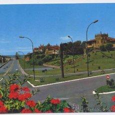 Postales: POSTAL ALGORTA (VIZCAYA) - PASEO ARRILUCE - 1976. Lote 30710618