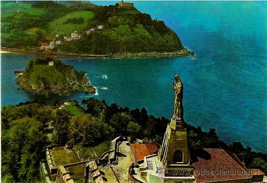 SAN SEBASTIAN (Postales - España - País Vasco Moderna (desde 1940))
