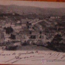 Postales: RRR POSTAL DE BILBAO - VISTA DESDE MIRAVILLA - 1909 - ROMMLER & JONAS. Lote 30944390