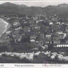 Postales: ZARAUZ (GUIPUZCOA).- VISTA PANORAMICA. Lote 31009212