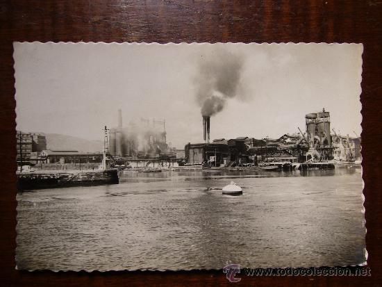 Postal antigua de bilbao ria y altos hornos 5 comprar - Bilbao fotos antiguas ...