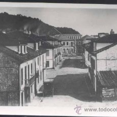 Postales: SAN SEBASTIAN (GUIPUZCOA).- POSTAL FOTOGRÁFICA DE MONTE URGULL Y CALLE SAN JUAN. Lote 31344728