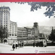 Cartoline: BILBAO - MUELLE DE LA NAJA - FECHADA EN 1958. Lote 31374890