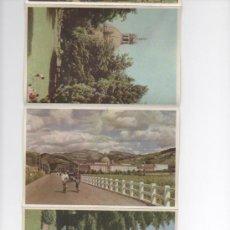 Postales: ESTUCHE CON 10 POSTALES COLOREADAS DEL SANTUARIO DE LOYOLA. GUIPUZCOA. Lote 31616903
