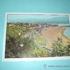 Postales: POSTAL PLAYA EREAGA. ALGORTA. VIZCAYA. PAÍS VASCO. Lote 31638983