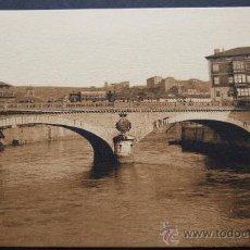 Postales: BILBAO- PUENTE DE SAN ANTONIO – L. ROISIN FOT. BARCELONA. Lote 31684945