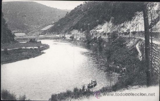 DEVA (GUIPUZCOA).- RÍA (Postales - España - Pais Vasco Antigua (hasta 1939))
