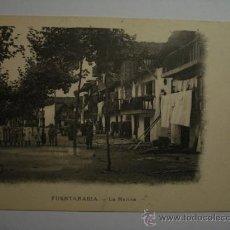 Postales: 35 HONDARRIBIA FUENTERRABIA FUENTARABIA LA MARINA - - POSTAL - MIRA MAS DE ESTA CIUDAD EN MI TIENDA. Lote 32444135