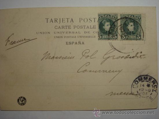 Postales: 35 HONDARRIBIA FUENTERRABIA FUENTARABIA LA MARINA - - POSTAL - MIRA MAS DE ESTA CIUDAD EN MI TIENDA - Foto 2 - 32444135