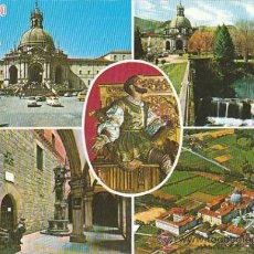 Postales: SANTUARIO DE LOYOLA, EDITOR: ECHEZARRETA Nº 32. Lote 32499976