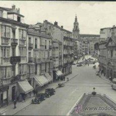 Postcards - VITORIA (ÁLAVA).- PLAZA GENERAL LOMA - 32578717