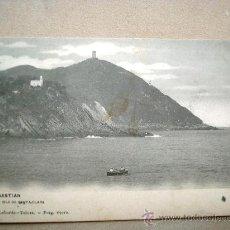 Postales: POSTAL ANTIGUA SAN SEBASTIÁN. ISLA DE SANTA CLARA. DORSO SIN DIVIDIR.. Lote 32656220
