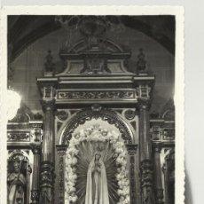 Postales: VITORIA IGLESIA DE SAN MIGUEL SIN ESCRIBIR. Lote 32733181