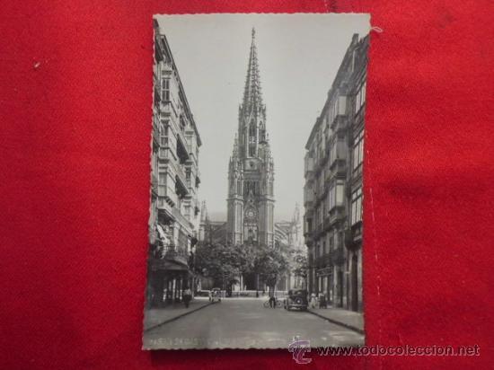 POSTAL SAN SEBASTIAN IGLESIA DEL BUEN PASTOR S/C P-1367 (Postales - España - País Vasco Moderna (desde 1940))