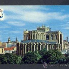 Postales: POSTAL DE VITORIA: NUEVA CATEDRAL EN CONSTRUCCION (GARRIDO NUM. 26). Lote 33339778