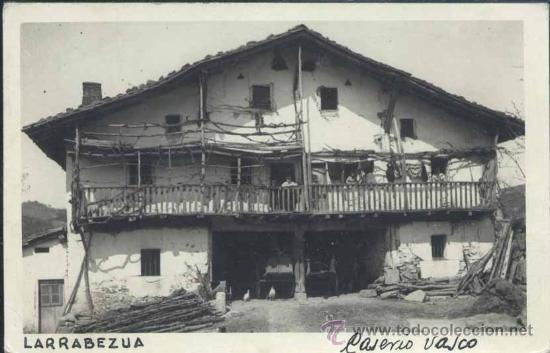 Larrabezua vizcaya caserio vasco comprar postales - Caserios pais vasco ...