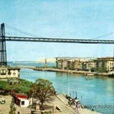 Postales: BILBAO PUENTE DE VIZCAYA Nº 11 DANIEL ARBONÉS VILLACAMPA SIN CIRCULAR ED. DARVI. Lote 33534466