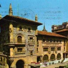 Postales: VITORIA Nº 5 CORREOS Y TELÉGRAFOS GARRIDO AÑO 1964 ESCRITA CIRCULADA SELLOS. Lote 33536697