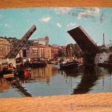 Postales: BILBAO - CIRCULADA - EXCLUSIVAS SAN CAYETANO. Lote 33656521