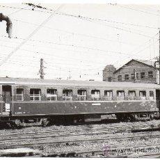 Postales: IRUN,GUIPUZCOA,1955,ESTACION FERROVIARIA, FOTOGRAFICA, SCHNABEL. Lote 33969148