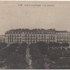 Postales: SAN SEBASTIAN.- LA ZURRIOLA. (C.1905).. Lote 34045345