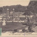 Postales: SAN SEBASTIÁN.- GRAN CASINO. (C.1910).. Lote 34048474