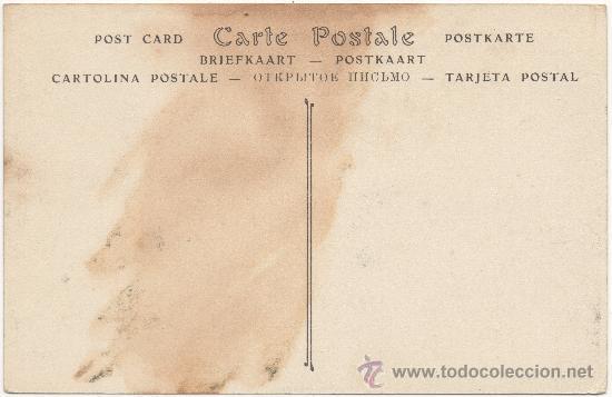 Postales: FUENTERRABÍA.- VISTA GENERAL DE FUENTERRABÍA TOMADA DE LA CARRETERA DEL FARO. (C.1925). - Foto 2 - 34049288