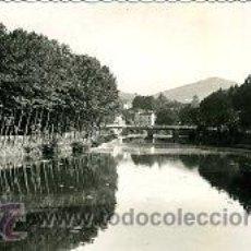Postales: TOLOSA (GUIPÚZCOA).- RIO ORIA.- EDICIONES DARVI Nº 10.- FOTOGRÁFICA.. Lote 34327536