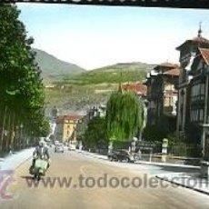 Postales: TOLOSA (GUIPÚZCOA).- PASEO DE SAN FRANCISCO.- EDICIONES DARVI Nº 14.- FOTOGRÁFICA.. Lote 34327616