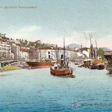Postkarten - BILBAO - PUENTE GIRATORIO FUNCIONANDO - 34481917