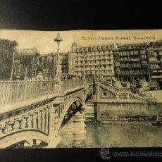 Postales: ANTIGUA POSTAL BILBAO PUENTE ARENAL BOULEVARD. Lote 34754926