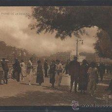 Postales: SAN SEBASTIAN - PASEO DE LA CONCHA - FOT. HAUSER Y MENET- (11.953). Lote 34926378
