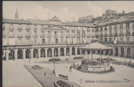 BILBAO.- PLAZA NUEVA. (Postales - España - Pais Vasco Antigua (hasta 1939))