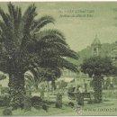 Postales: SAN SEBASTIAN.- JARDINES DE ALBERDI-EDER.. Lote 34962646