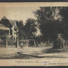 Postales: VITORIA - LA FLORIDA. PASEO DE LA SENDA - ED. M. ARRIBAS - (12.052). Lote 35022610