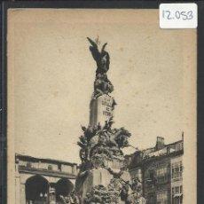 Postales: VITORIA - MONUMENTO A LA BATALLA DE VITORIA - ED. M. ARRIBAS - (12.053). Lote 35022719