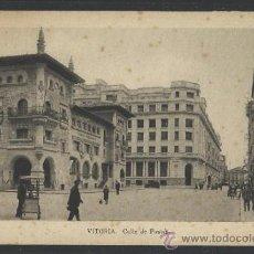 Postales: VITORIA - CALLE DE POSTAS - ED. M. ARRIBAS - (12.056). Lote 35022744