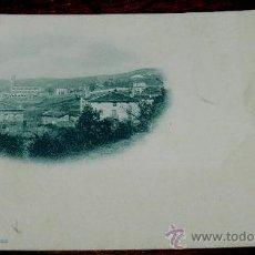Postales: ANTIGUA POSTAL DE BILBAO (VIZCAYA). LANDABURU HERMANAS 147, BEGOÑA. SIN DIVIDIR Y SIN CIRCULAR. Lote 35062193