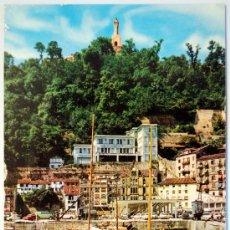 Postales: GUIPUZCOA. SAN SEBASTIAN. MUELLE DE PESCADORES.. Lote 35139006