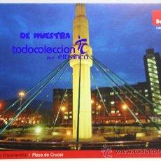 Postales: POSTALES BILBAO - AYUNTAMIENTO DE BARAKALDO - PLAZA DE CRUCES - POSTAL (B). Lote 35651586