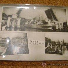 Postales: POSTAL CIRCULADA BILBAO DARVI. Lote 36081588