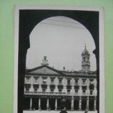 Postales: VITORIA. PLAZA DE ESPAÑA. ED. ARRIBAS Nº 40. Lote 36113267