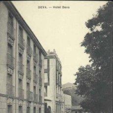Postales: DEVA (GUIPUZCOA).- HOTEL DEVA. Lote 36233801