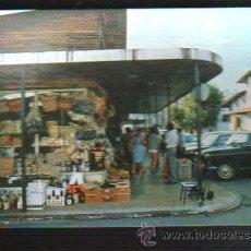 Postales: TARJETA POSTAL DE BEHOBIA - COMPLEJO COMERCIAL. Nº 7. FUERTES. Lote 36234083