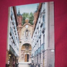 Postales: POSTAL SAN SEBASTIAN SANTA MARIA GALARZA CLICHE GONZALEZ 150 COLOR. Lote 36280954
