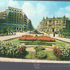 Postales: TARJETA POSTAL BILBAO - PLAZA DE FEDERICO MOYUA. 5010. EDICION AGATA. Lote 36331185