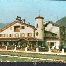 Postales: TARJETA POSTAL DE GUIPUZCOA - HOTEL CASTILLO. OLABERRIA - BEASAIN. MANIPEL. Lote 36347448