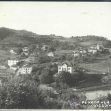 Postales: PEDERNALES (VIZCAYA).- FOTOGRAFÍA. Lote 36378533